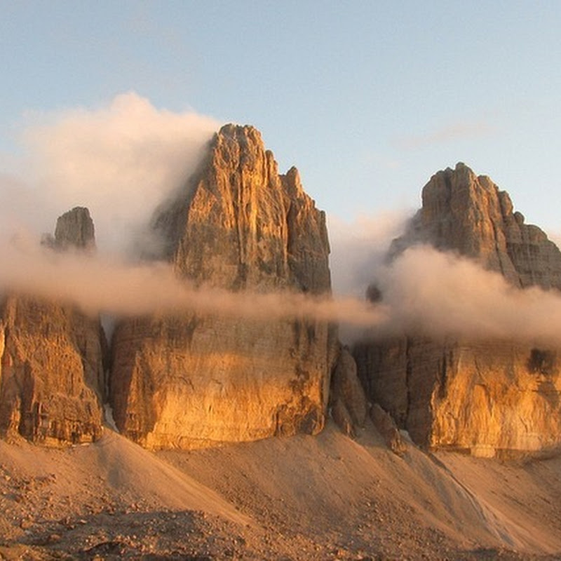 The Three Peaks of Lavaredo