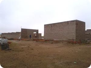 Construcción de la Escuela de Policía Juan Vucetich