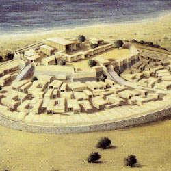 01.- reconstrucción de Troya