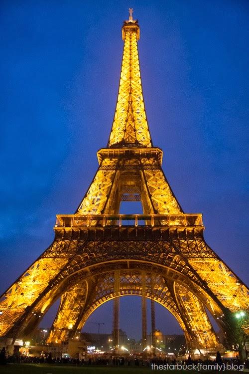 First Day in Paris-Eiffel Tower blog-31