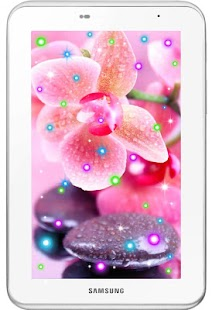 Orchide Spings live wallpaper - screenshot