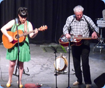 Country and Western Star, Tami Neilson accompanied by Paul Trenwith