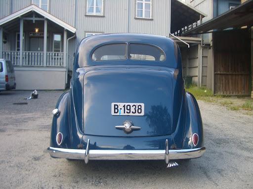 Fridheim - ford 1938 v8 .