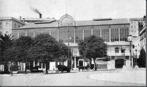 Garagem Beauvalet & Cª 1906