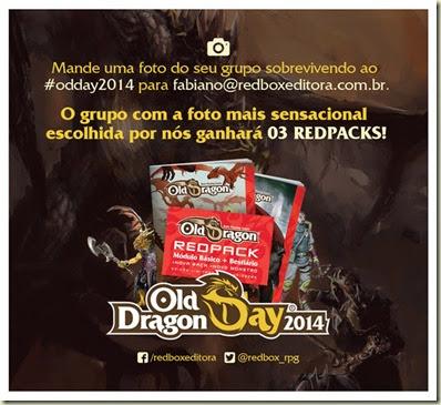 ODDay promoção