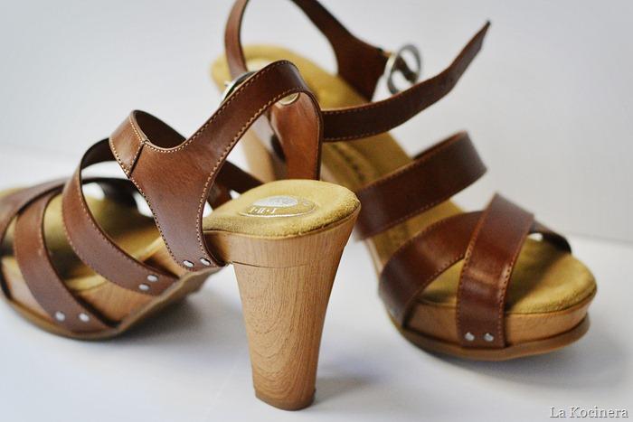 brown sandals 1