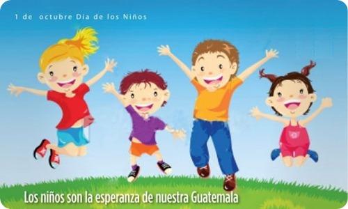 día niño guatemala