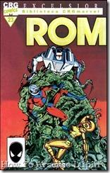 P00023 - ROM - Biblioteca Marvel #23