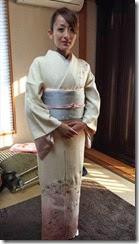 お着物で広島から京都にご出発 (1)