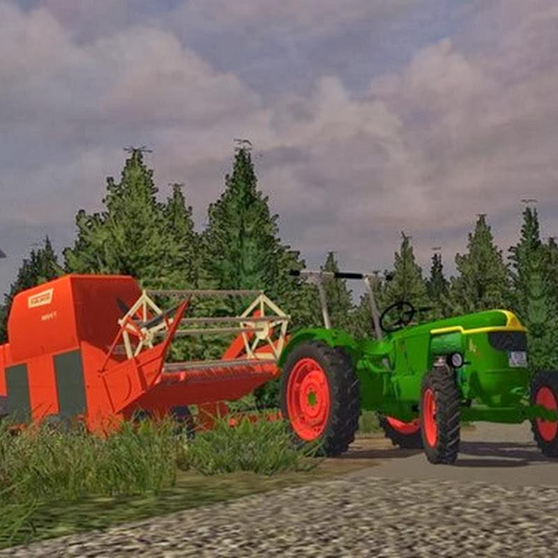 Farming simulator 2013 - Driving M66T v 1.0 MR