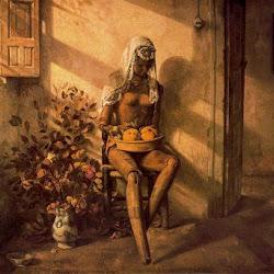 Manuel López Villaseñor (1987): La novia de Messina (Neo-Surrealismo)