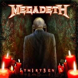 2011 - Thirteen- Megadeth