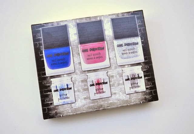 Makeup by One Direction Rock Me Nail Varnish Review