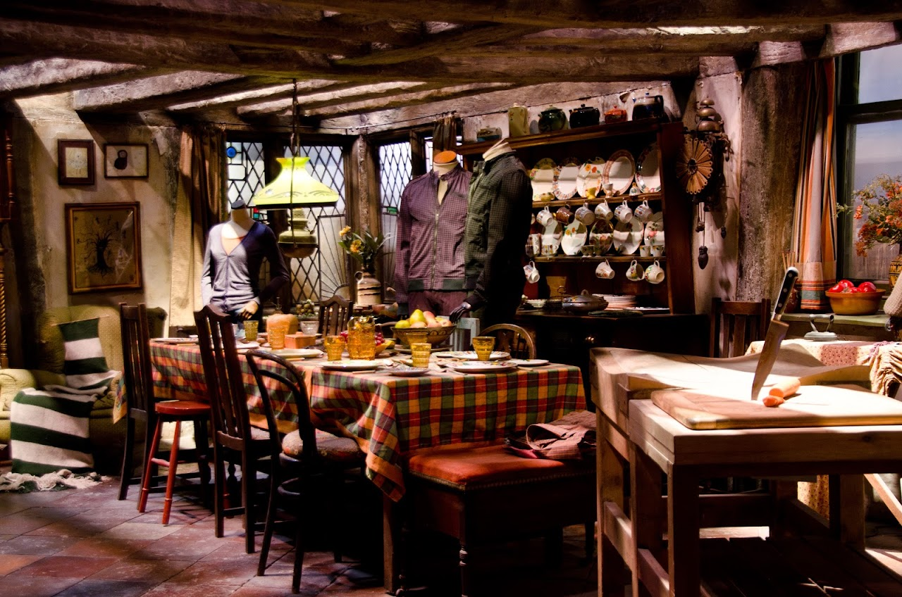 Weasley house
