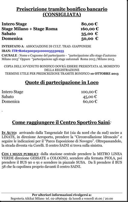 (Microsoft Word - Stage Milano M\260 Tada ottobre 2013)
