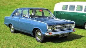 Vauxhall 1964 Victor FC