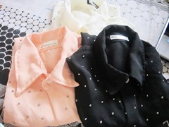 chiffon blouses from bangkok, bitsandtreats