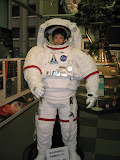 Kai in the Tokyo JAXA museum