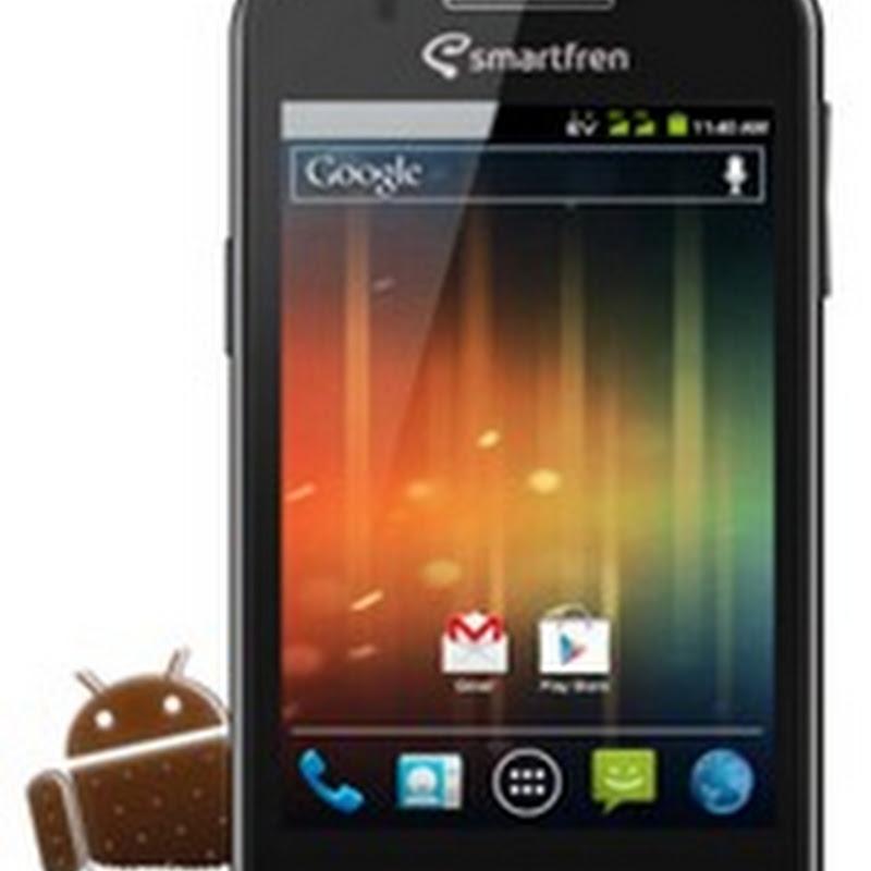 "Android ICS 4.0 Murah, Smartfren Andromax 3.5"""