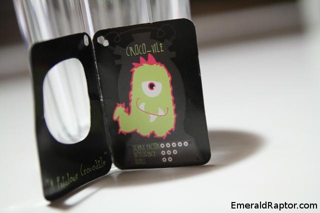 Croco-Vile, Monster med ett øye