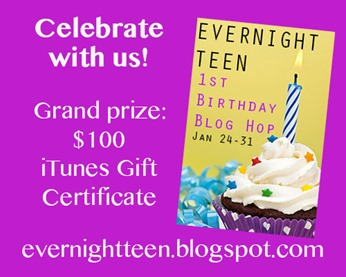 {Giveaway} Evernight Teen Turns 1 and is celebrating with us! Featuring The Last Three Words by Ashley Heckman