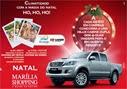 Promocao de Natal Marilia Shopping