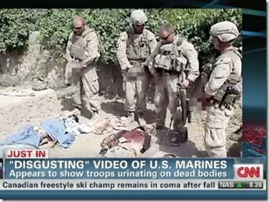 askar amerika kencing kat mayat orang islam