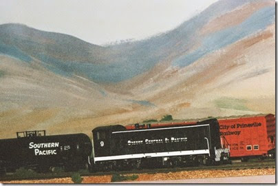 26 479653145 OCP S12 #9 on my Dad's Layout in Fall 2007