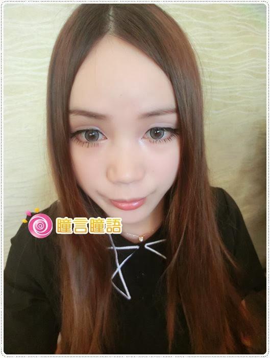 日本EOS隱形眼鏡-淚花銀灰11