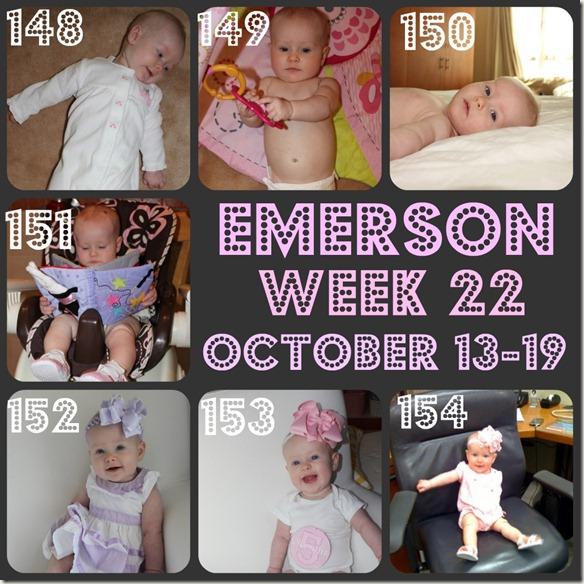 emerson week 22
