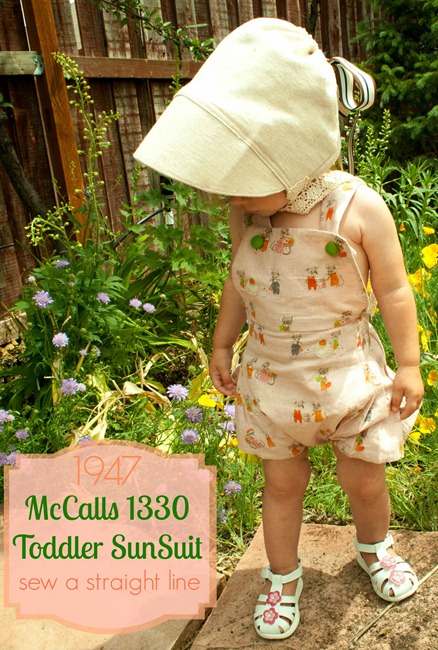 mccalls 1330 sunsuit