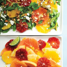 Orange and Parsley Salad