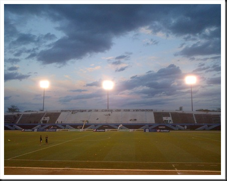 Estadio Olimpico 2013