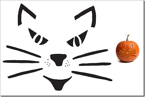 cat-pumpkin-stencils_spooky-cat-face