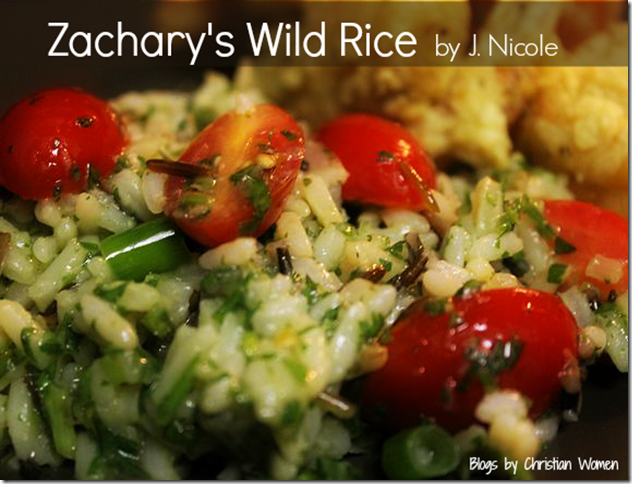 zacharys wild rice