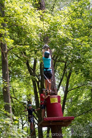Callaway Gardens Treetop adventure blog-3