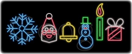 Happy Holidays - Google Logo
