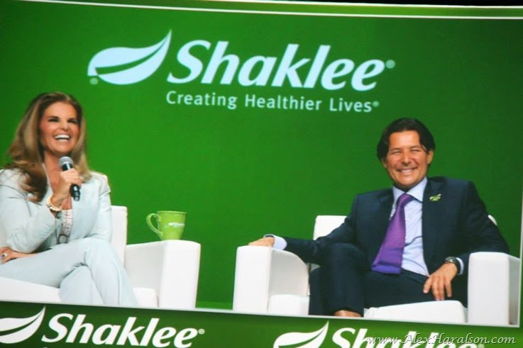 2014_Shaklee_Global_conference_Long_Beach_Maria_Shriver