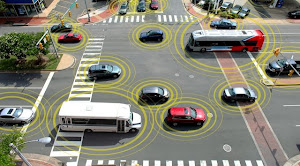 V2V:什么是汽车之间的通信?