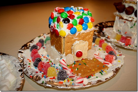 Cori's Gingerbread House