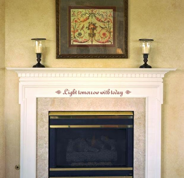 Fireplacemantlepicture Fireplace Mantel Decor