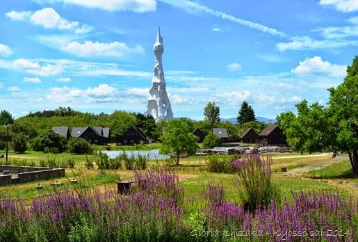 Glória Ishizaka - PL 2014 - Kyosso sai - Torre da Paz 1 a