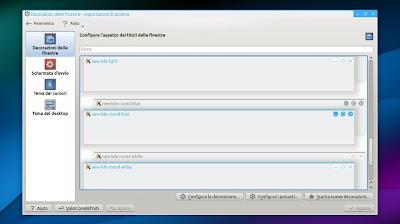 KDE: temi Next Aurorae