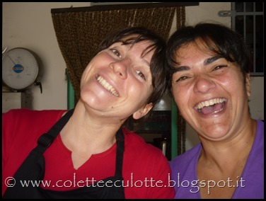 Colette e Monia