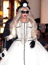 Lady GaGa's Puppy Love