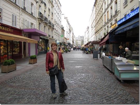 Rue Cler - Simone
