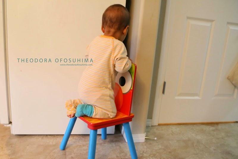 theodora ofosuhima baby climber