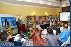 Conferencia de Prensa XVIII CODICADER nivel Medio (35)