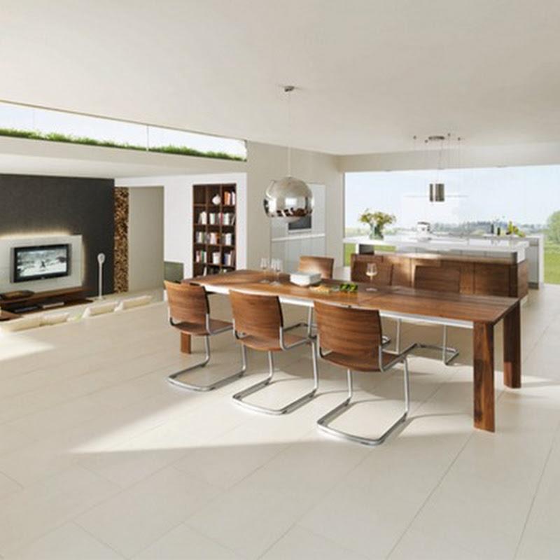 13 modernos muebles para comedor juegos de comedor for Juego de comedor moderno
