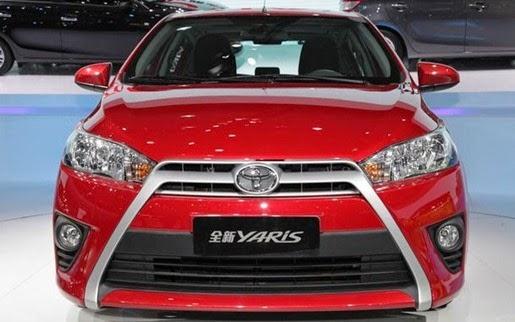 harga Toyota Yaris 2014